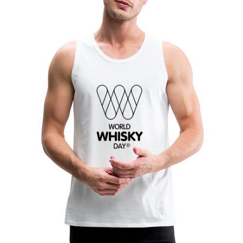 WWD logo - Men's Premium Tank Top