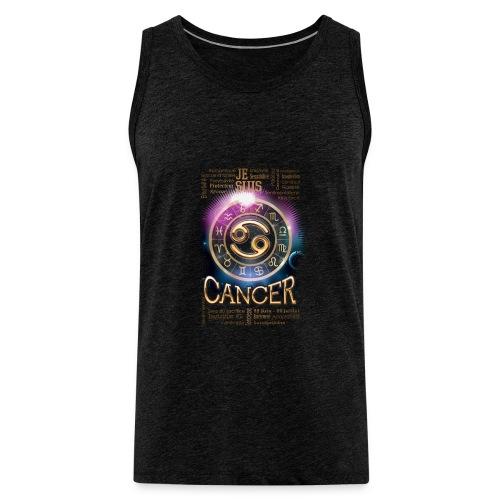 CANCER - Débardeur Premium Homme