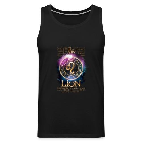 LION - Débardeur Premium Homme
