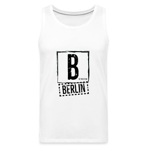 Berlin - Men's Premium Tank Top
