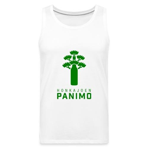 Honkajoen Panimo Logo - Miesten premium hihaton paita