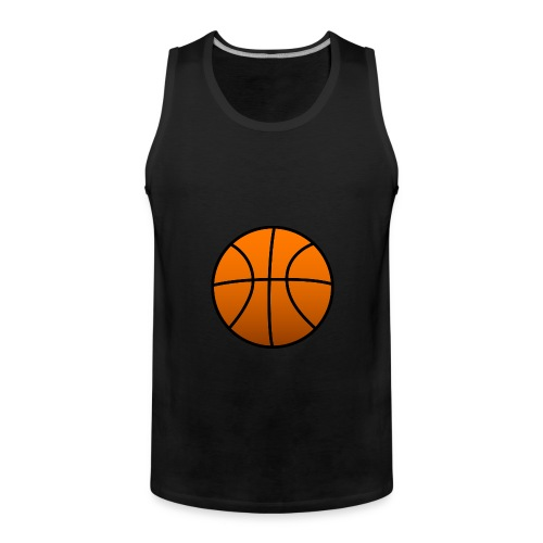 20150106 092905 basketball PNG1102 png - Mannen Premium tank top
