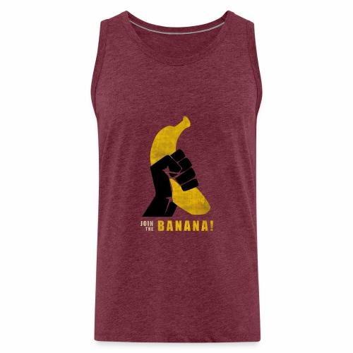 Join the Banana ! Wankil - Débardeur Premium Homme