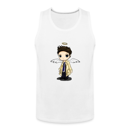 Team Castiel (dark) - Men's Premium Tank Top
