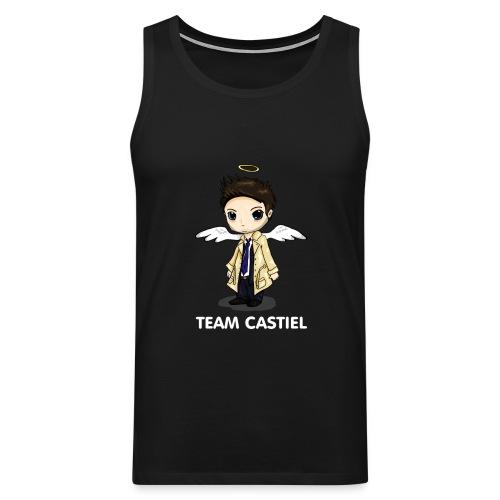 Team Castiel (dark) - Men's Premium Tank Top