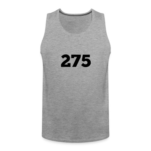 275 - Men's Premium Tank Top