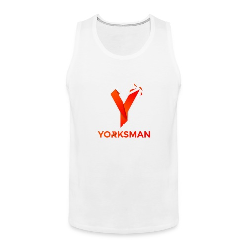 THeOnlyYorksman's Teenage Premium T-Shirt - Men's Premium Tank Top