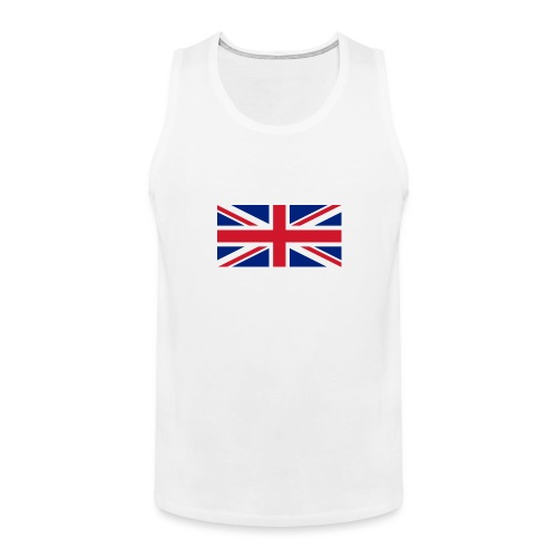 United Kingdom - Men's Premium Tank Top