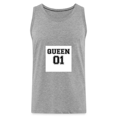 Queen 01 - Débardeur Premium Homme