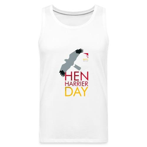 BAWC Hen Harrier Day Men's Sweatshirt - Men's Premium Tank Top