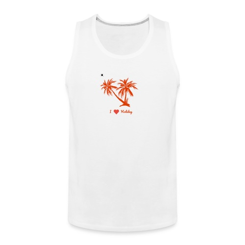 Holiday - Mannen Premium tank top