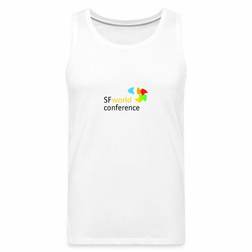 SFworldconference T-Shirts - Männer Premium Tank Top