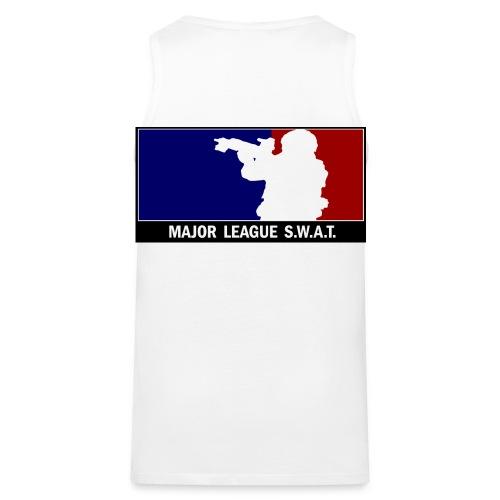 Major League SWAT - Männer Premium Tank Top
