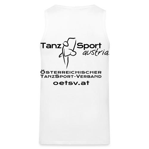 Logo OTSV V2 Austria - Männer Premium Tank Top
