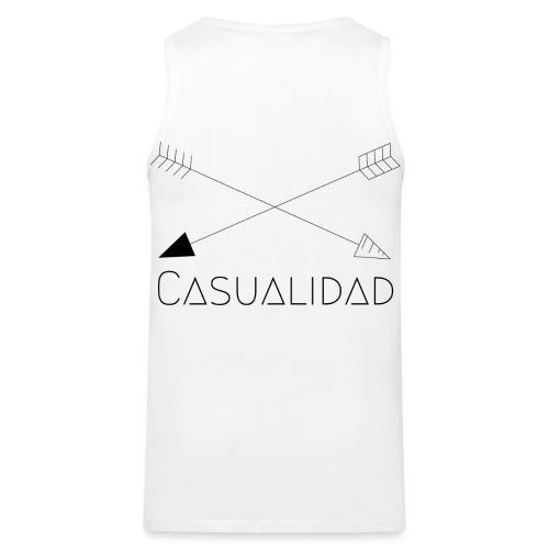 CASUALIDAD arrows - Canotta premium da uomo