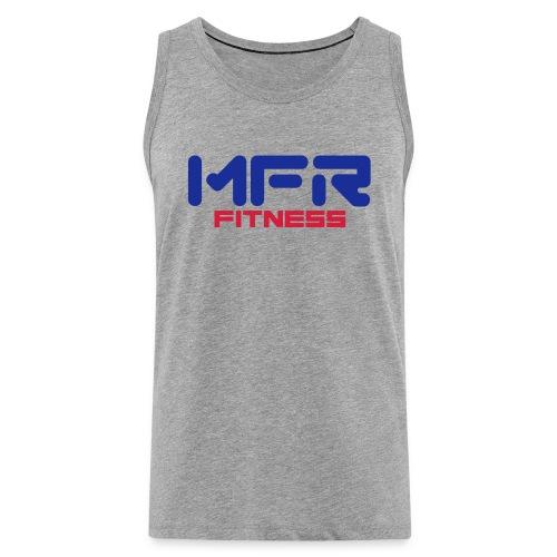 mfr fitness - Premiumtanktopp herr