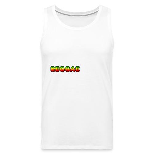Reggae - Männer Premium Tank Top