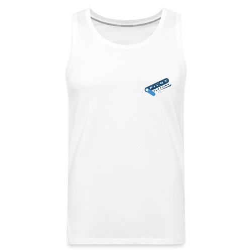 Pivot Clothing Simple - Men's Premium Tank Top