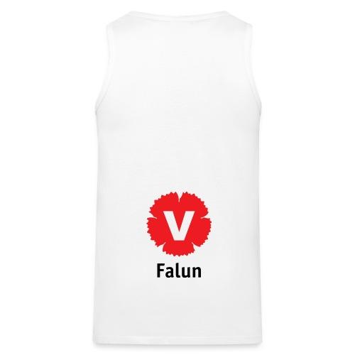 V Falun stor - Premiumtanktopp herr