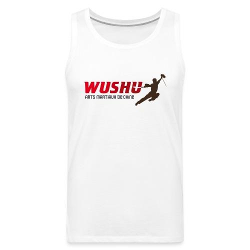 wushu1 - Débardeur Premium Homme