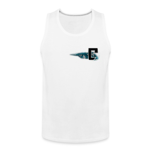 T Shirt Vorne png - Männer Premium Tank Top