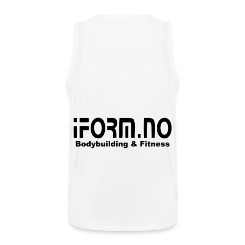 iform no - Premium singlet for menn