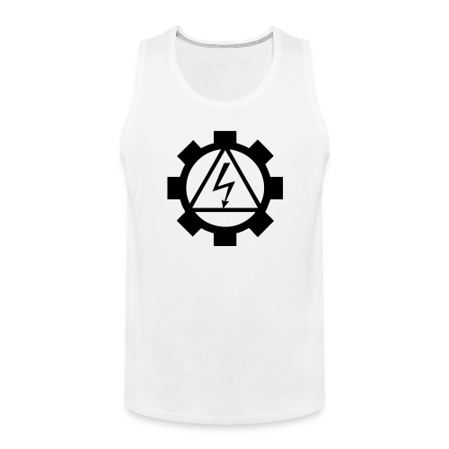 EF-logo Int - Men's Premium Tank Top