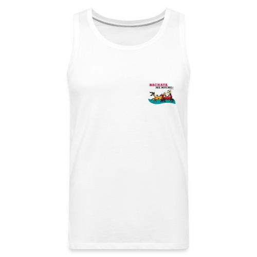 krabben tshirt - Männer Premium Tank Top