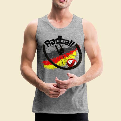 Radball | Deutschland - Männer Premium Tank Top