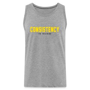 Consistency - Männer Premium Tank Top