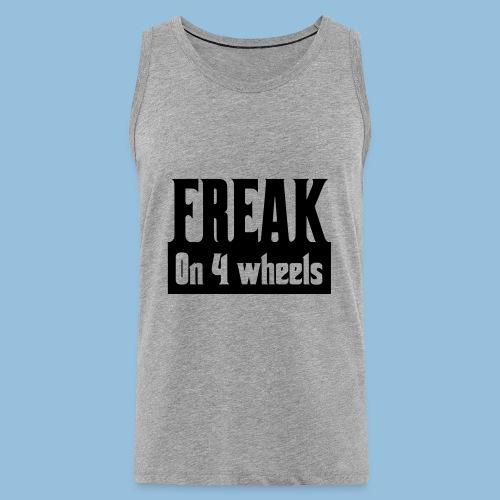 Freakon4wheels - Mannen Premium tank top