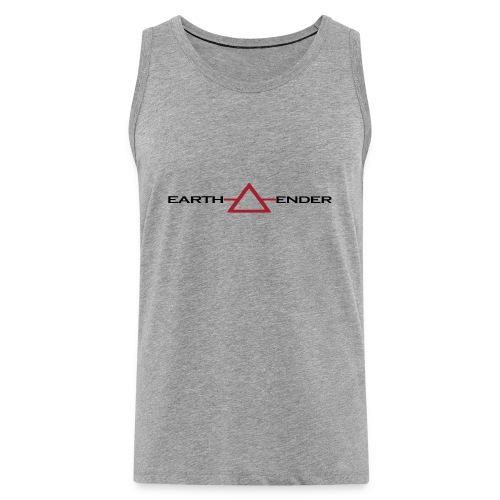 Earthender Pyramid - Männer Premium Tank Top