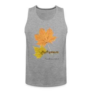 Streetworker art by Marcello Luce - autumn 2018 - Männer Premium Tank Top