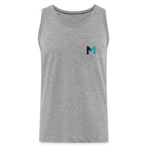 Logo M - Männer Premium Tank Top