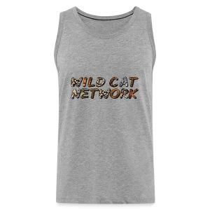 WildCatNetwork 1 - Men's Premium Tank Top