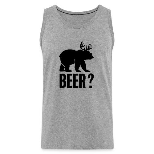 Beer - Débardeur Premium Homme