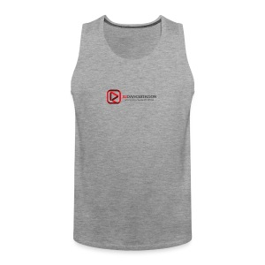 Sender Logo original - Men's Premium Tank Top