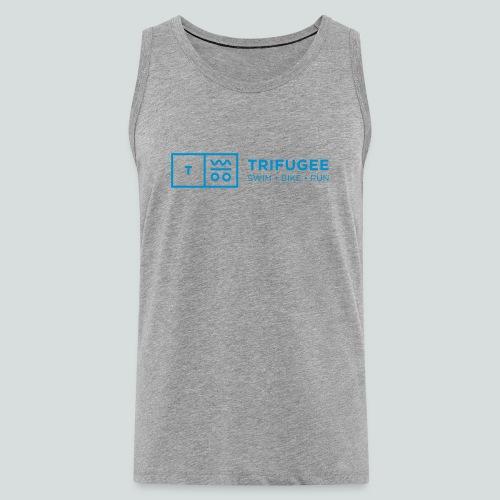 Trifugee_Logo - Männer Premium Tank Top