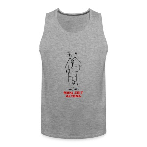 Logo Billy Roth - Männer Premium Tank Top