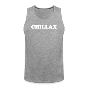 chill Collection - Premium singlet for menn