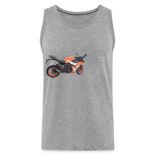T-shirt Moto - Débardeur Premium Homme