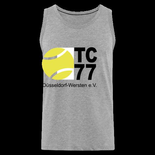 TC 77 Logo - Männer Premium Tank Top