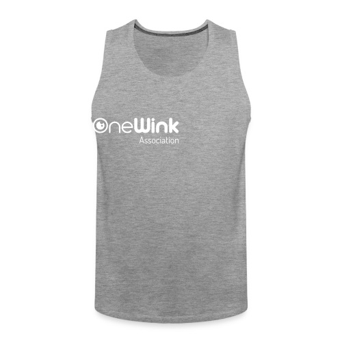 OneWink Association - Débardeur Premium Homme