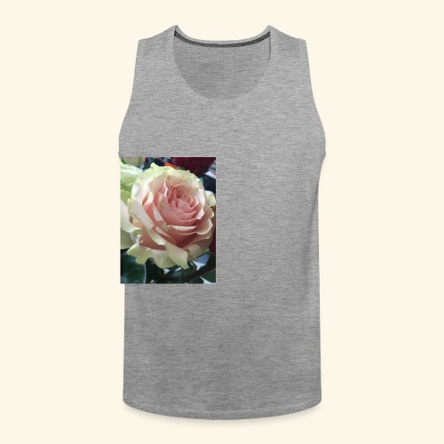 Roses - Männer Premium Tank Top