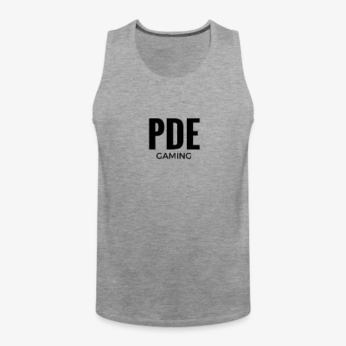 PDE Gaming - Männer Premium Tank Top