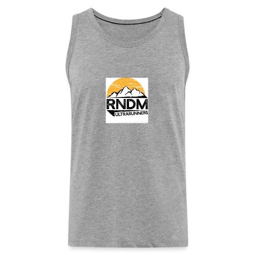 RndmULTRArunners T-shirt - Men's Premium Tank Top