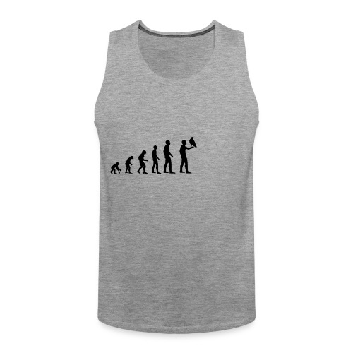 Evolution Falkner - Männer Premium Tank Top