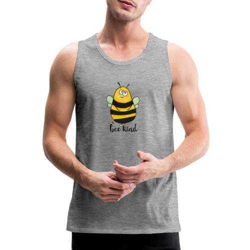 Bee kid - Men's Premium Tank Top