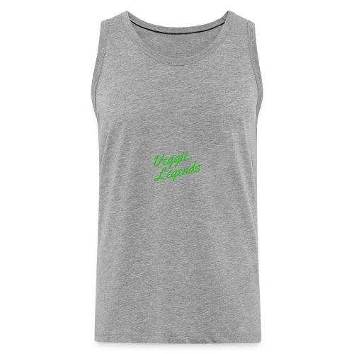 Veggie Legends - Men's Premium Tank Top
