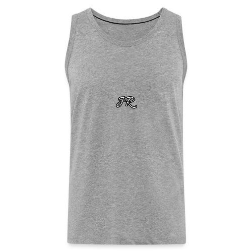 JR Logo Mens T-Shirt - Men's Premium Tank Top
